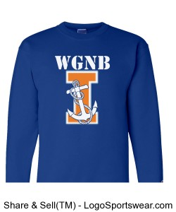 WGNB Crew Neck Sweatshirt Design Zoom
